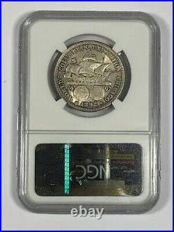 1892 NGC MS65 Classic Commemorative Columbian Half Dollar Coin-Price Guide $350