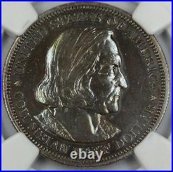 1893 Proof Columbian Commemorative Half Dollar, NGC Details (Polished)