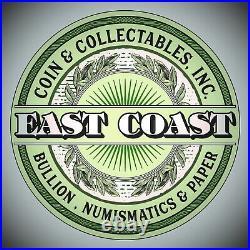1915 S Panama-Pacific Commemorative Half Dollar 50c #1 ECC&C, Inc