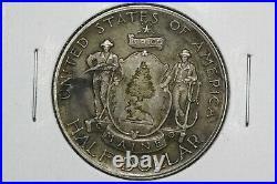 1920 Maine Commemorative Half Dollar, AU
