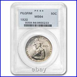 1920 Pilgrim Tercentenary Half Dollar MS-64 PCGS SKU#17264