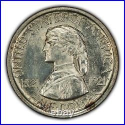 1921 50c Missouri Centennial Commemorative Silver Half Dollar SKU-Y2140