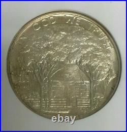 1922 Grant Memorial Commemorative Half Dollar NGC MS64