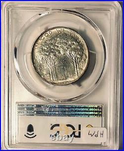 1922 Grant Silver Half Dollar Commemorative PCGS MS-65