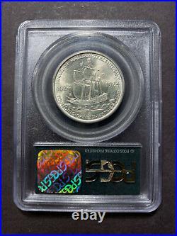 1924 Huguenot Half Dollar 50c PCGS MS64 OGH Old Commemorative Gem