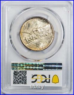 1926 Oregon 50C Commemorative Half Dollar PCGS MS 67 Uncirculated