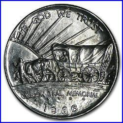 1926 Oregon Trail Memorial Half Dollar Commem Half BU SKU #49373