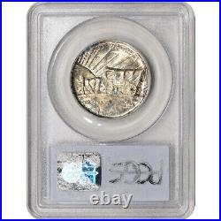 1926-S US Oregon Trail Memorial Silver Commem Half Dollar 50C PCGS MS65 CAC