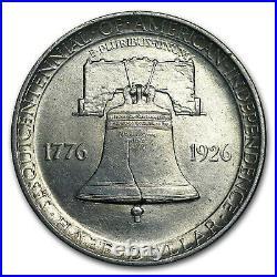 1926 Sesquicentennial American Independence Half Dollar BU