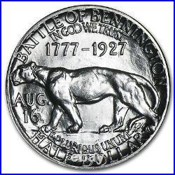 1927 Vermont Half Dollar Commem BU SKU#90145