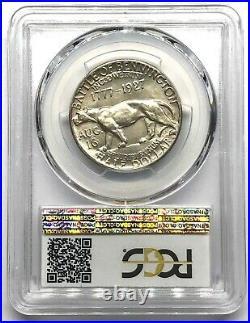 1927 Vermont PCGS MS64 Commemorative Half Dollar 50c (36912191)