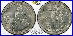 1928 Hawaiian PCGS MS62 Silver Commemorative Half Dollar