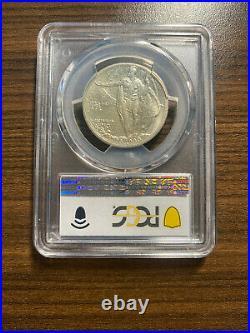 1928-P Hawaiian Silver Half Dollar Commemorative 50C PCGS MS 63 RARE GRADE