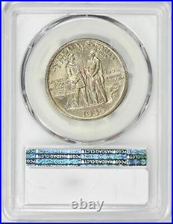 1935/34 Boone Silver Commemorative Half Dollar PCGS MS-66 CAC