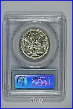 1935-D PCGS MS64 Texas Classic Commemorative Half Dollar Coin Nice Luster