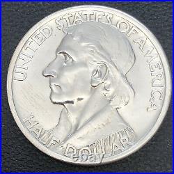 1935 Daniel Boone Half Dollar Commemorative 50c High Grade BU #34019