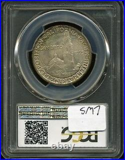1935-S 50C San Diego Commemorative Half Dollar MS66 PCGS 34215465