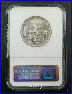 1935 S 50c Texas Silver Commemorative Half Dollar NGC MS 66 K129