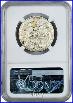 1935-S Texas 50c NGC MS66 Low Mintage Issue Commemorative Gorgeous Tone