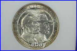 1936 Battle of Gettysburg 75th Anniversary Commemorative Half Dollar NGC MS-63