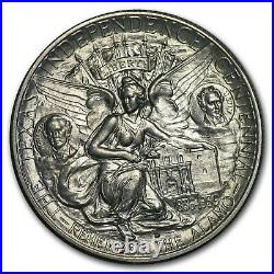 1936-D Texas Independence Centennial Half Dollar Commem BU SKU#193491