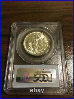 1936-D Texas Silver Half Dollar Commemorative 50C PCGS MS 67 RARE HIGH GRADE