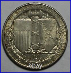 1936 Gettysburg Commemorative Half Dollar ZC731