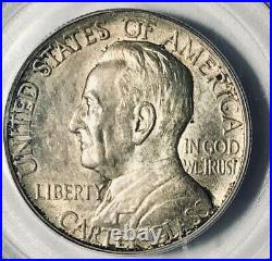 1936 Lynchburg Commemorative Silver Half Dollar PCGS MS 64 Mint State 64