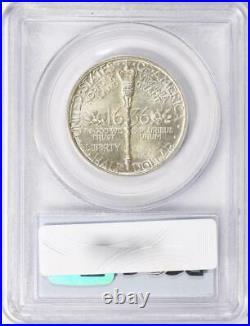 1936 Norfolk Silver Commemorative Half Dollar PCGS MS-66 -Mint State 66