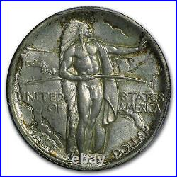 1936-S Oregon Trail Memorial Half Dollar MS-65 PCGS SKU #38708