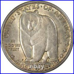 1936 S San Francisco Bay Bridge Commemorative Half Dollar Choice BU 90% Silver