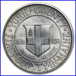 1936 York County Half Dollar Commemorative Choice Unc SKU#90086