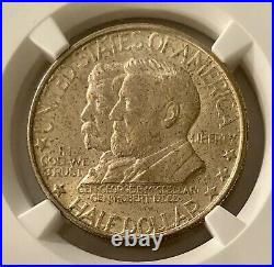 1937 Antietam Commemorative Half Dollar MS 65