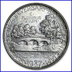 1937 Antietam Half Dollar Commem BU SKU #89911