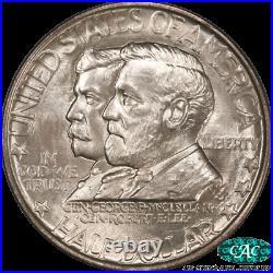 1937 Antietam, Silver Commemorative Half Dollar, White, PCGS MS 67+ CAC
