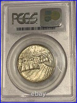 1937-D Oregon Commemorative 50¢ (Half Dollar) PCGS Certified MS67