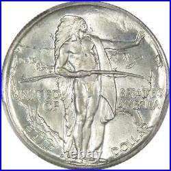 1937 D Oregon Trail Commemorative Half Dollar MS 67 PCGS 90% Silver 50c US Coin