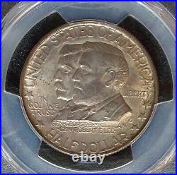 1937 PCGS MS65 GEM BU Battle of Antietam Commemorative Silver Half Dollar Commem