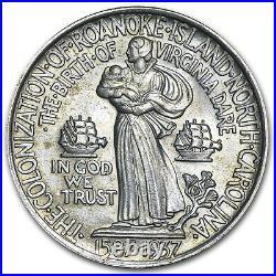 1937 Roanoke Island Half Dollar BU SKU#90016
