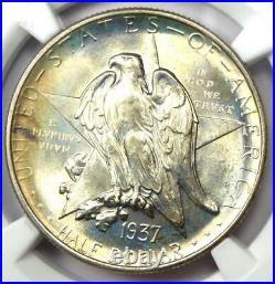 1937 Texas Half Dollar 50C Coin Certified NGC MS67+ Plus Grade $2,350 Value