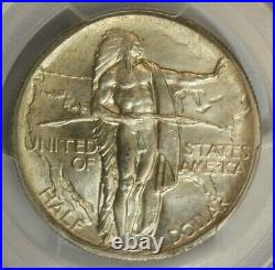 1938 Oregon Silver Commemorative Half Dollar PCGS MS-66 Mintage 6,006