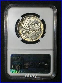 1938-P Oregon Trail Commemorative Half Dollar MS 65 NGC Certified MS65 50C
