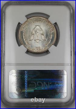 1938 Specimen New Rochelle Commemorative Half Dollar, NGC MS-66+ PL