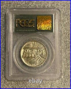 1939 S Oregon Trail Commemorative Silver Half Dollar PCGS MS65 OGH