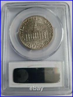 1946 Iowa Centennial Half Dollar Pcgs Ms 64 Commemorative Half Dollar