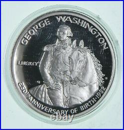 (20) PROOF 1982-S George Washington HALF DOLLAR Commemorative 90% Silver Roll