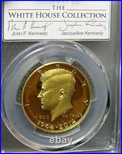 2014-W Kennedy gold half dollar // PCGS PR70DCAM
