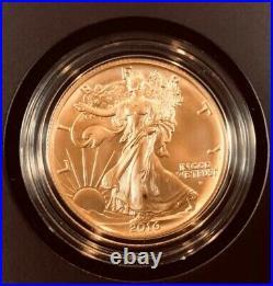 2016 W Walking Liberty 50c Half Dollar Centennial 1/2 Oz. 9999 Gold Coin