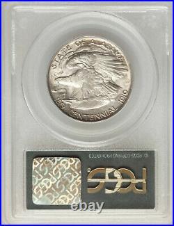 Alabama 1921 50¢ Commemorative Silver Half Dollar PCGS MS63 CAC Yowza Strike OGH