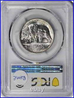 California Commemorative Silver Half Dollar 1925-S MS65 PCGS